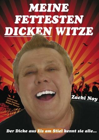 """Meine fettesten Dicken Witze: Der Dicke aus """"Eis am Stiel"""" kennt sie alle... Zachi Noy"""