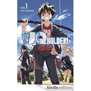 UQ Holder: Vol. 1 Ken Akamatsu