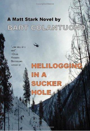 Helilogging In A Sucker Hole.  by  Bart. Colantuono