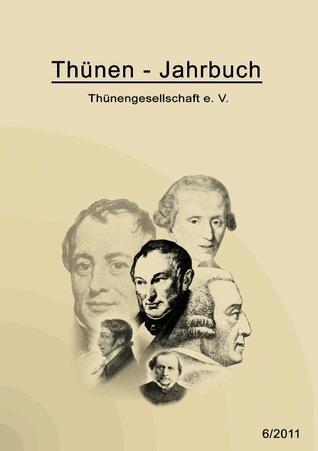 Thünen-Jahrbuch  by  Martin Buchsteiner
