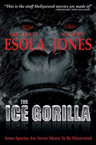 The Ice Gorilla  by  Michael Esola