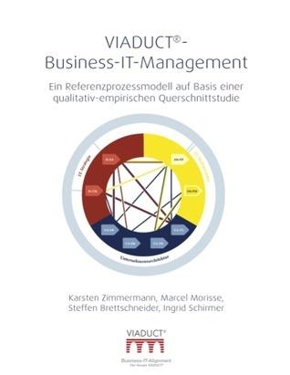 VIADUCT-Business-IT-Management: Ein Referenzprozessmodell auf Basis einer qualitativ-empirischen Querschnittstudie  by  Karsten Zimmermann