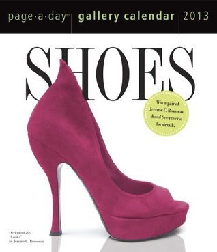 Shoes 2013 Gallery Calendar  by  NOT A BOOK