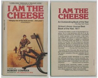 I Am The Cheese - 94060 Robert Cormier