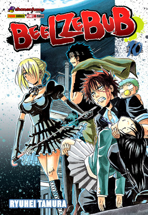 Beelzebub, Vol. 10 (Beelzebub, #10) Ryūhei Tamura