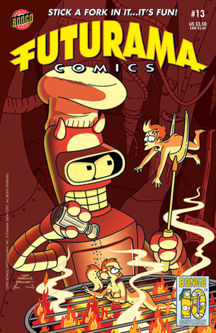 The Bender You Say (Futurama Comics #13)  by  Ian Boothby