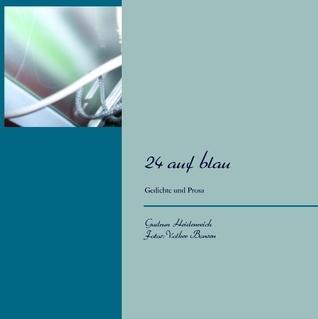 24 auf blau Gudrun Heidenreich