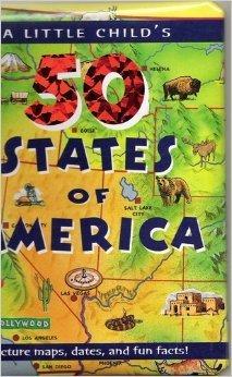 A Little Childs 50 States of America Rosanna Hansen