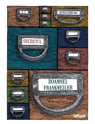 Secretul doamnei Frankweiler  by  E.L. Konigsburg