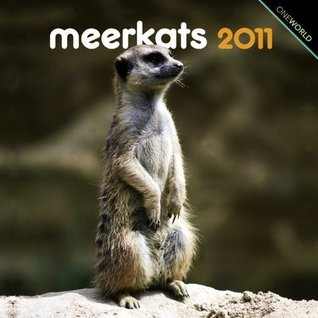 Meerkats 2011 7X7 Mini  by  NOT A BOOK