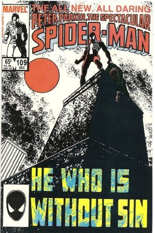 Peter Parker, The Spectacular Spider-Man #109  by  Marvel Comics