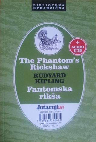 Fantomska rikša  by  Rudyard Kipling