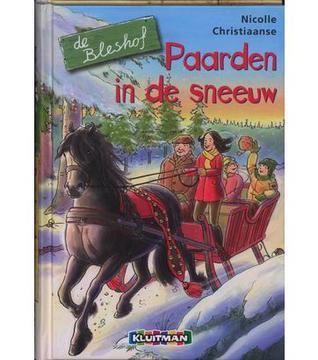 Paarden in de sneeuw  by  Nicholle Christiaanse