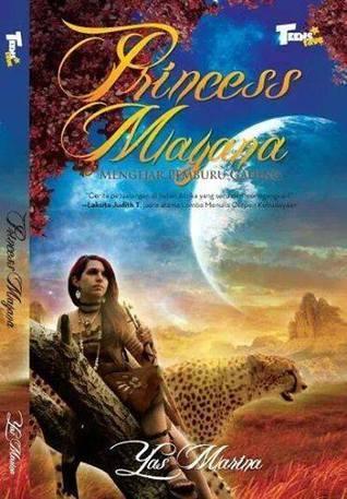 Princess Mayana, Mengejar Pemburu Gading Yas Marina