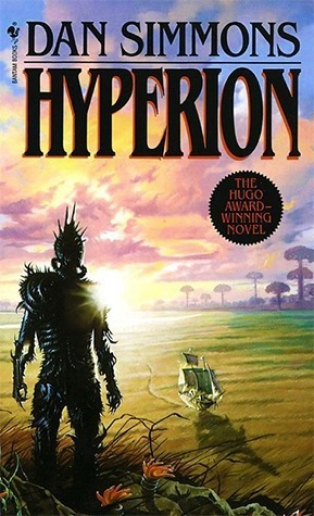 Hyperion (2nd read)  by  Dan Simmons