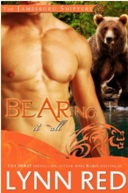 Bearing It All (The Jamesburg Shifters, #2)  by  Lynn Red
