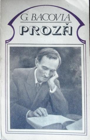 Proza George Bacovia