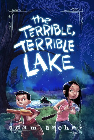 The Terrible Terrible Lake  by  Adam Archer