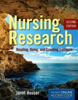 Efolio: Nursing Research Janet Houser