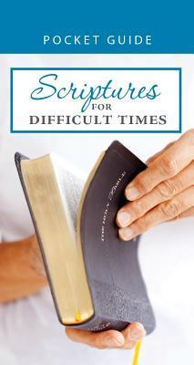 Scriptures for Difficult Times Pocket Guide Leisure Arts, Inc.