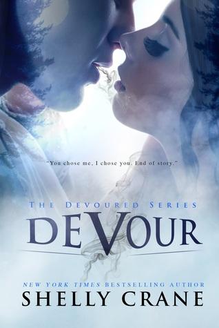 Devour (Devoured, #1)  by  Shelly Crane
