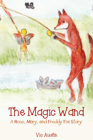 The Magic Wand  by  Vic Austin
