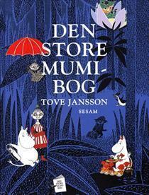 Den store mumibog  by  Tove Jansson