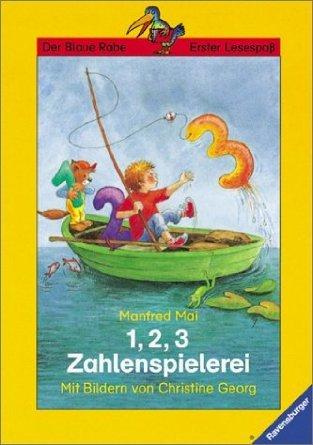 1, 2, 3 Zahlenspielerei  by  Manfred Mai