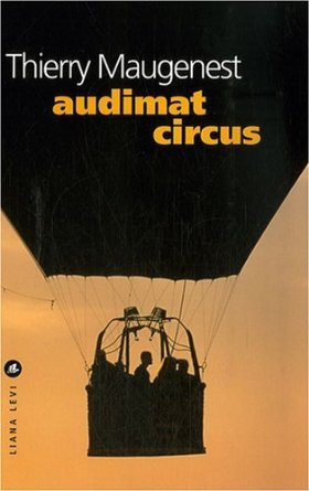 Audimat circus  by  Thierry Maugenest