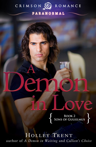 A Demon in Love  by  Holley Trent