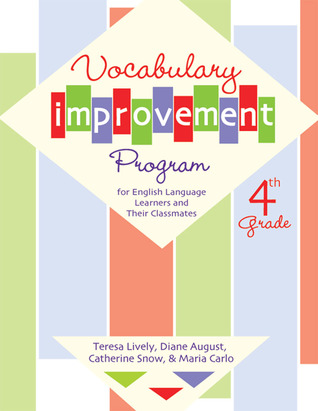 Vocabulary Improvement Program for English Language Learners and Their Classmates Set  by  Teresa Lively