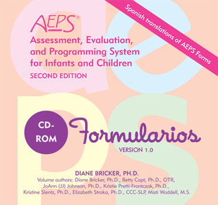 Formas Assessment, Evaluation, and Programming System for Infants and Children (AEPS®), Second Edition, CD-ROM  by  Diane Bricker