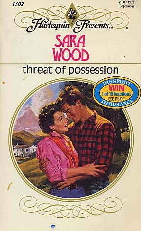 Threat of Possession Sara Wood