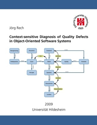 Context-sensitive Diagnosis of Quality Defects in OO Software Systems Jörg Rech
