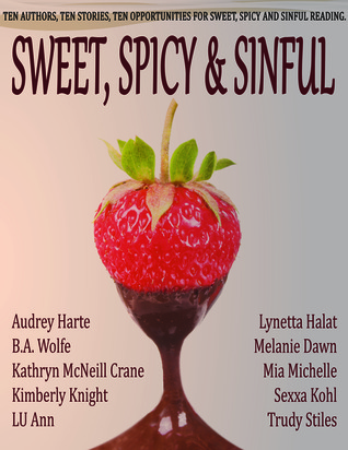 Sweet, Spicy and Sinful Audrey Harte