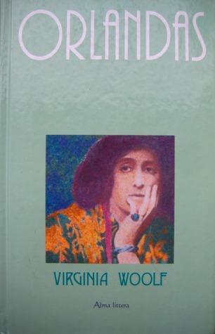 Orlandas  by  Virginia Woolf