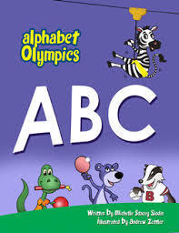 Alphabet Olympics Michelle Stacey Sjodin