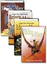 Complete Edgar Rice Burroughs Mars Series Barsoom  by  Edgar Rice Burroughs