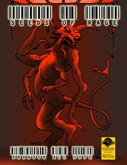 Seeds of Rage  by  Dominic Covey