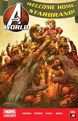 Avengers World #4 Jonathan Hickman
