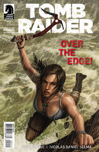 Tomb Raider #2: The Four Guardians  by  Gail Simone