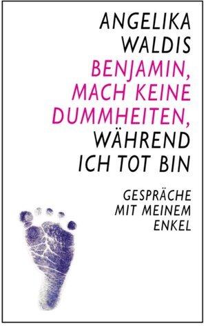 Benjamin, mach keine Dummheiten, während ich tot bin: Gespräche mit meinem Enkel  by  Angelika Waldis