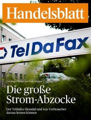 Die große Strom-Abzocke: Der Teldafax-Skandal und was Verbraucher daraus lernen können. Jürgen Flauger