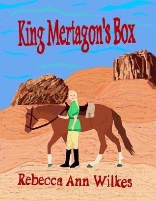 King Mertagons Box  by  Rebecca Ann Wilkes