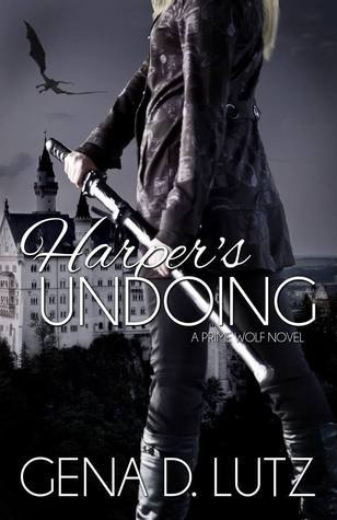 Harpers Undoing  (Prime Wolf, #3)  by  Gena D. Lutz
