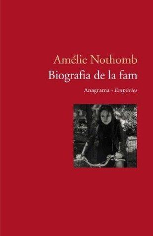 Biografia de la fam Amélie Nothomb