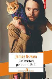 Un motan pe nume Bob  by  James   Bowen