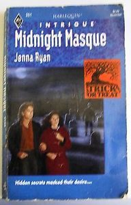 Midnight Masque  by  Jenna Ryan