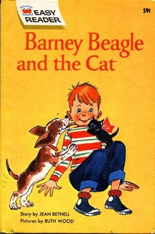Barney Beagle and the cat (Wonder books easy reader)  by  Jean Bethell