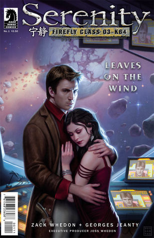 Serenity - Leaves of the Wind #1  by  Zack Whedon